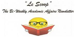 Le Scoop Newsletter Logo